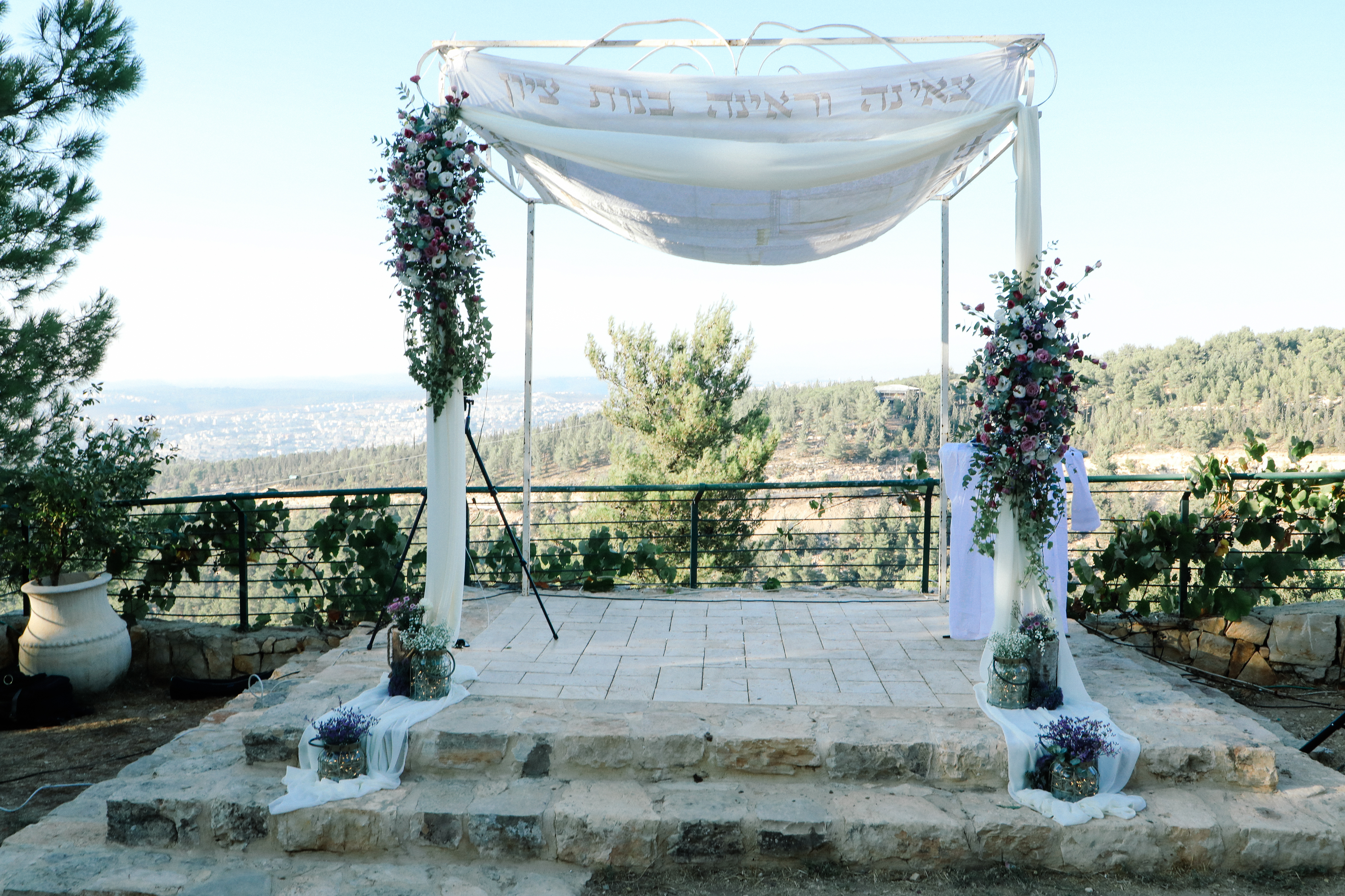 Gush Etzion Wedding Event Planning